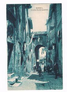 castelli-romani-marino-antica-via-castelletto-animata-anni-20