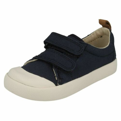 Details about  /Infant Boys Clarks Casual Summer Doodles Halcy High 18
