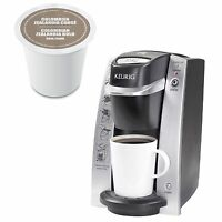 K Cup Coffee Maker Brewer Single Serve Fast Kitchen Slim Space Saver Office Home