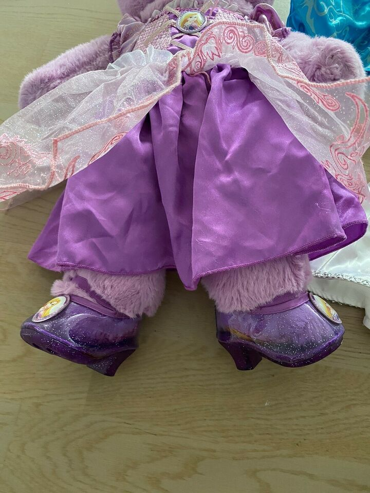 Rapunzel limited edition, Build-a-Bear