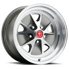 Ford Mustang Styled Steel Wheel Set 4 Alloy 15 x 7 1964 1965 1966 1967 65 66 67