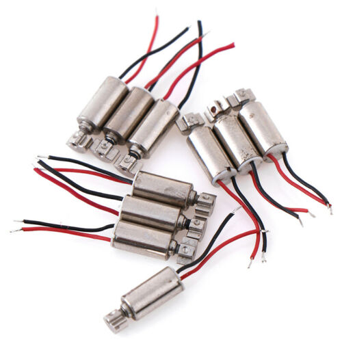 5//10 stücke dc micro vibrationsmotor handy coreless vibrator für 1,5-3 v TPRSDE