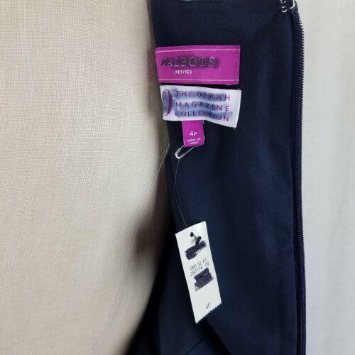 Details about  /Talbots x Oprah Magazine Hydrangea Fit /& Flare Twirl Dress Womens 6P NWT $189