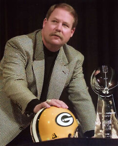 MIKE-HOLMGREN-GREEN-BAY-PACKERS-8X10-SPORTS-PHOTO-O