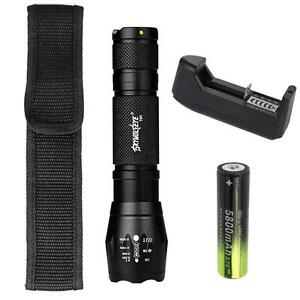 SKYWOLFEYE-Zoomable-12000-Lm-T6-LED-Torch-Police-5-Modes-Focus-Light-Lamp-PK