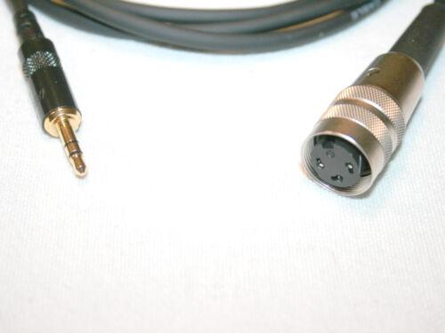 Digitalrec. DAT 3,5mm Klinkenstecker f Tuchel MIKROFONKABEL Kleintuchel MD
