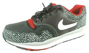Nike-Mens-Shoes-Air-Safari-Le-Running-Sneakers-371740-015-016-Leather-Black-Gray