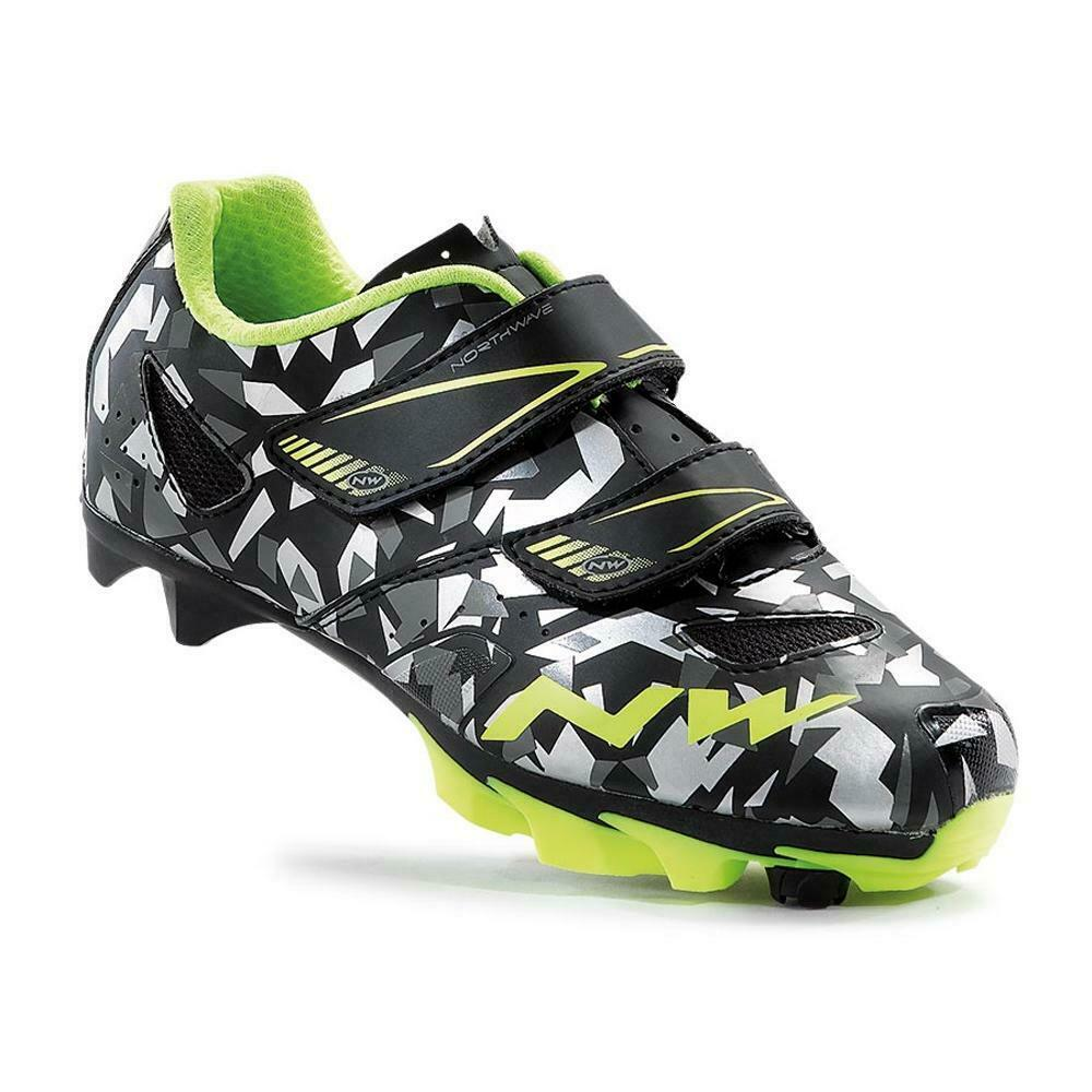 Northwave Kids Hammer MTB Cycling shoes (Junior sizes)
