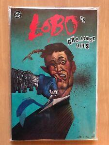 Lobo-039-s-Greatest-Hits-DC-Comic-englisch-Sonderband-1992
