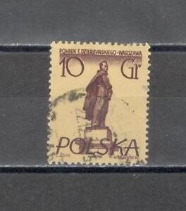 POLONIA-803-MONUMENTI-1951-MAZZETTA-DI-8-VEDI-FOTO