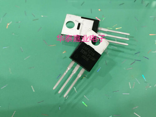 10 x F6218 IRF6218 P-Channel MOSFET Transistor IRF6218PBF TO-220