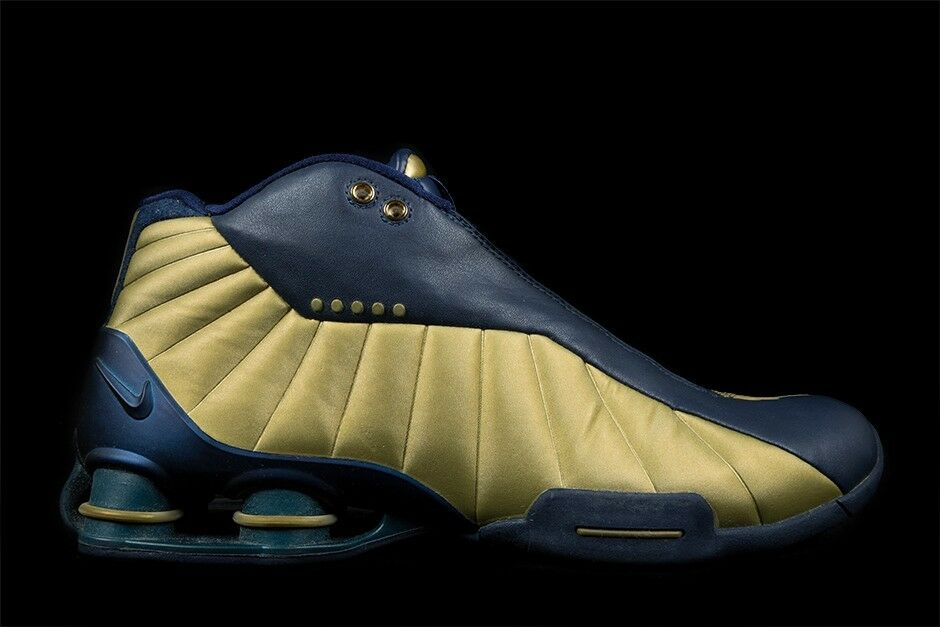 ... uk nike shox bb4 vc usa dream shox team 2000 sydney olympia  goldmedaille vince carter 44845b new zealand nike shox bb4 mens basketball  shoes ... 6a03f9899