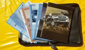 Owners Manual Ford F-150 Pick Up 2006 Mit Bordmappe Intellektuell Betriebsanleitung Auto & Motorrad: Teile