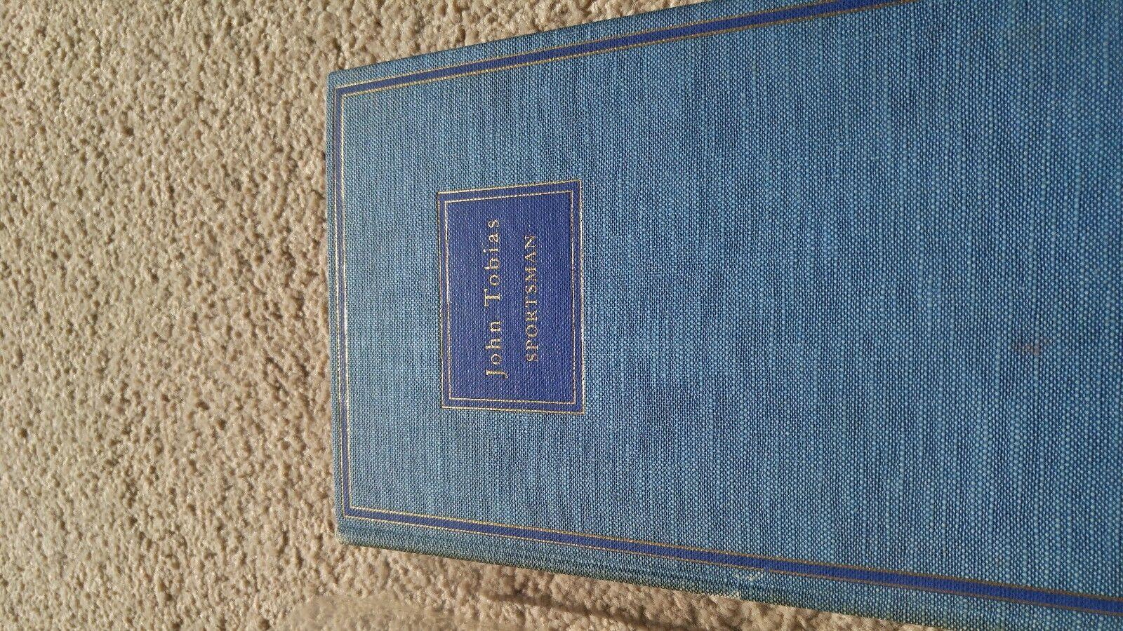John Tobias deportista por Charles Cox, Jr. Ltd 57 950 E. 1937 Muy Buen Estado