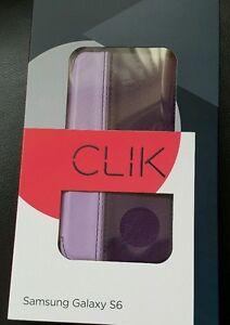 Samsung-Galaxy-S6-Clik-Folio-Case-Cover-Purple