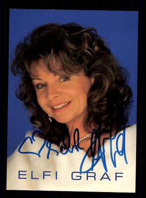 Musik Offizielle Website Elfi Graf Autogrammkarte Original Signiert ## Bc 147117 Autogramme & Autographen