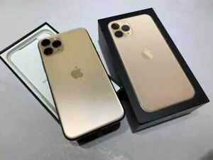 Good as New! Apple iPhone 11 Pro Max 64GB Gold - Factory Unlocked