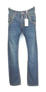 H15) TIMEZONE Herren Jeans Hose Gr.W29 L32 Neu blau 89€