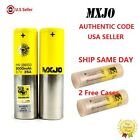 2 PCS MXJO IMR 18650 3000MAH 35A 3.7V Flat Top High Drain Rechargeable Battery