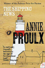 The Shipping News, Proulx, Annie, Acceptable, Paperback