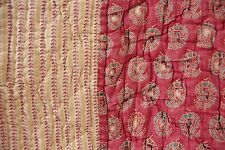 French quilt  Boutis Pique c1830 Fenetre window quilt DAMAGED for study