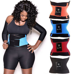 Xtreme-Power-Belt-Thermo-Hot-Power-Waist-Trainer-Body-Shaper-Tummy-Corset-Girdle