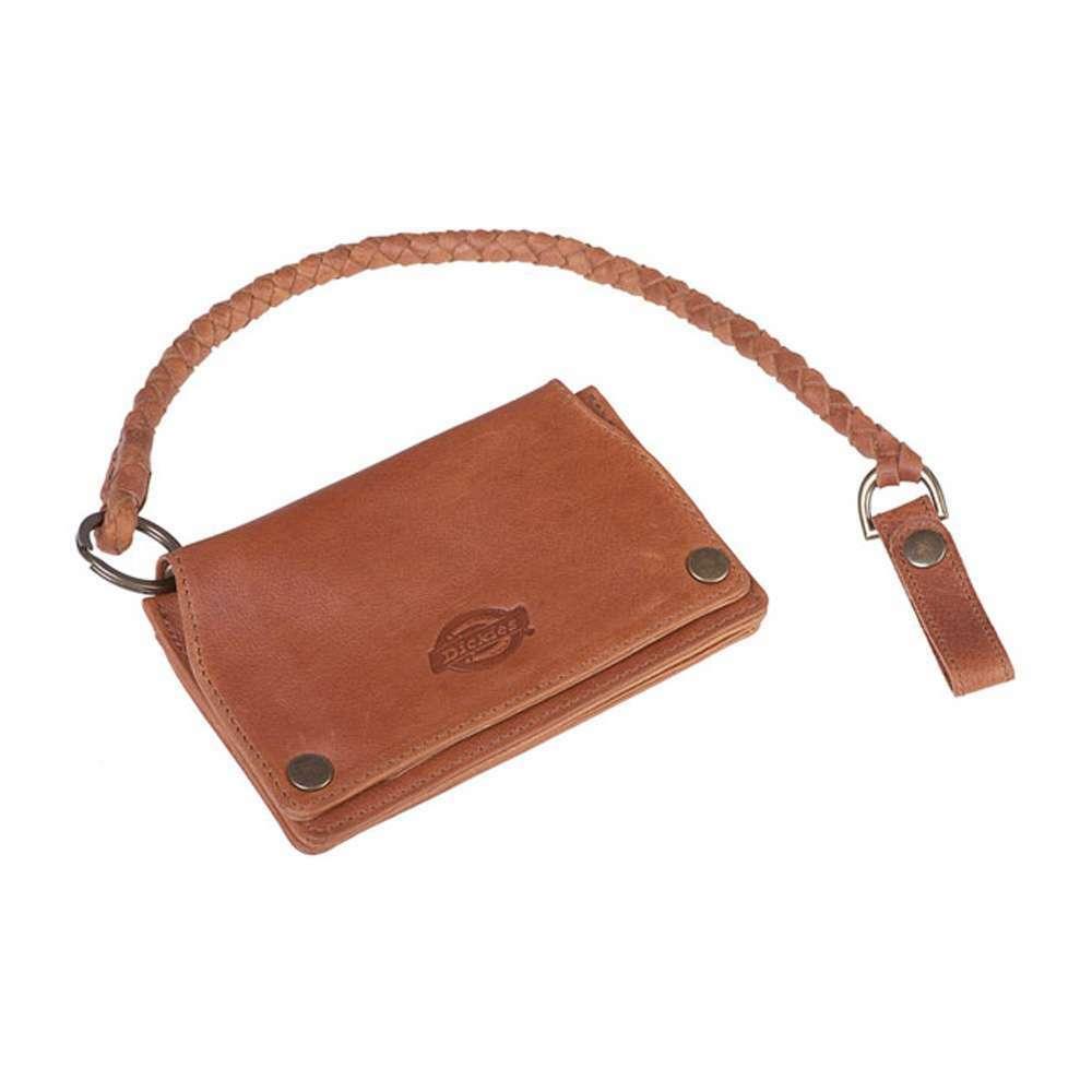 Dickies Barren Springs Leather Wallet - Brown