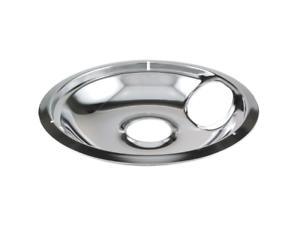 Stanco Range Stove Chrome Drip Pans Universal Burner Bowls