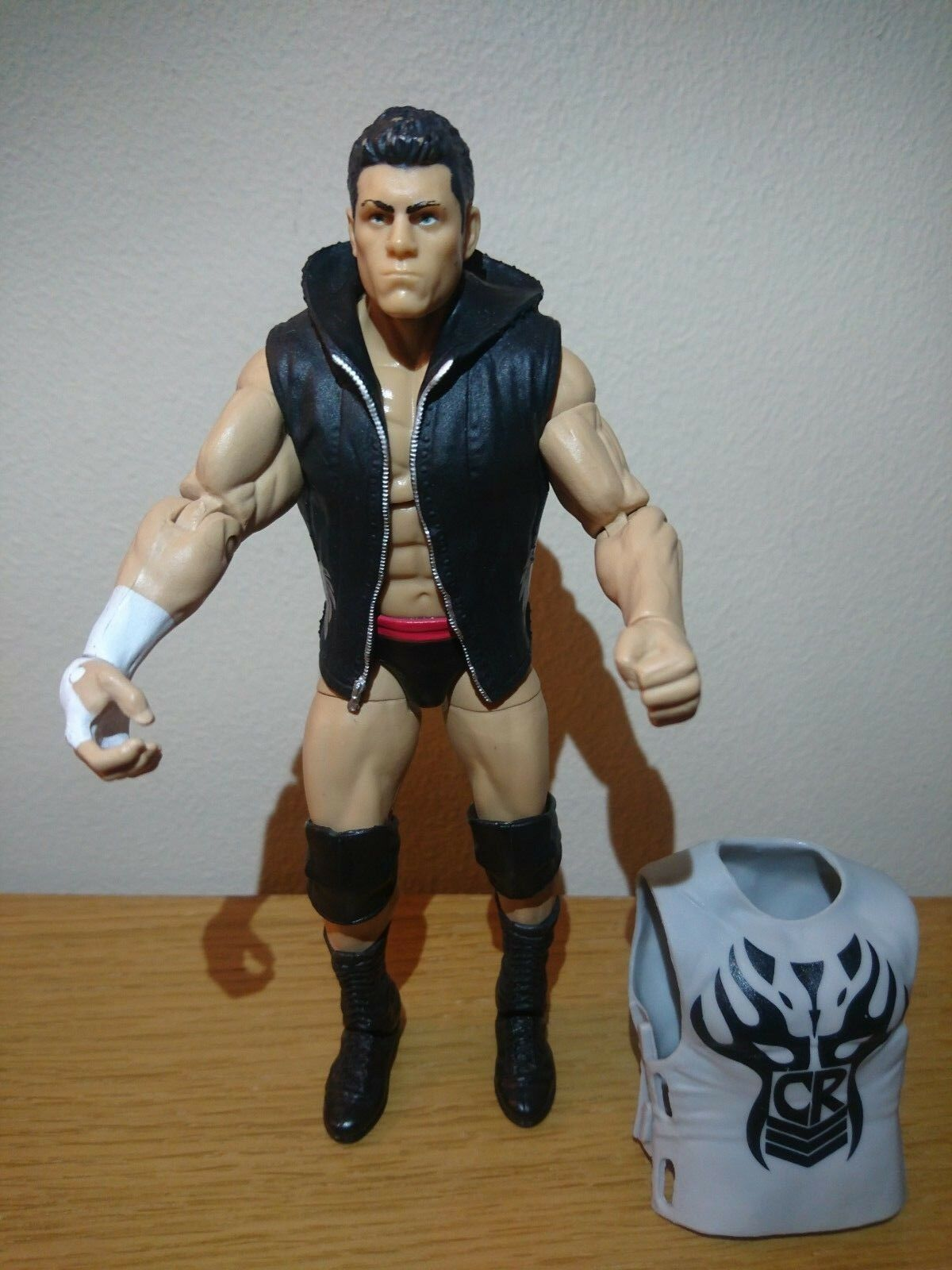 WWE Cody Rhodes Elite Series 32 wrestling figure, loads more, combined postage