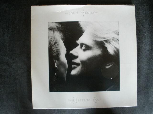 JOHN FARNHAM - WHISPERING JACK - LP