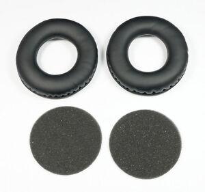 Cuir-Coussin-D-039-oreille-10cm-Protections-pour-Beyerdynamic-dt880-dt990-dt770