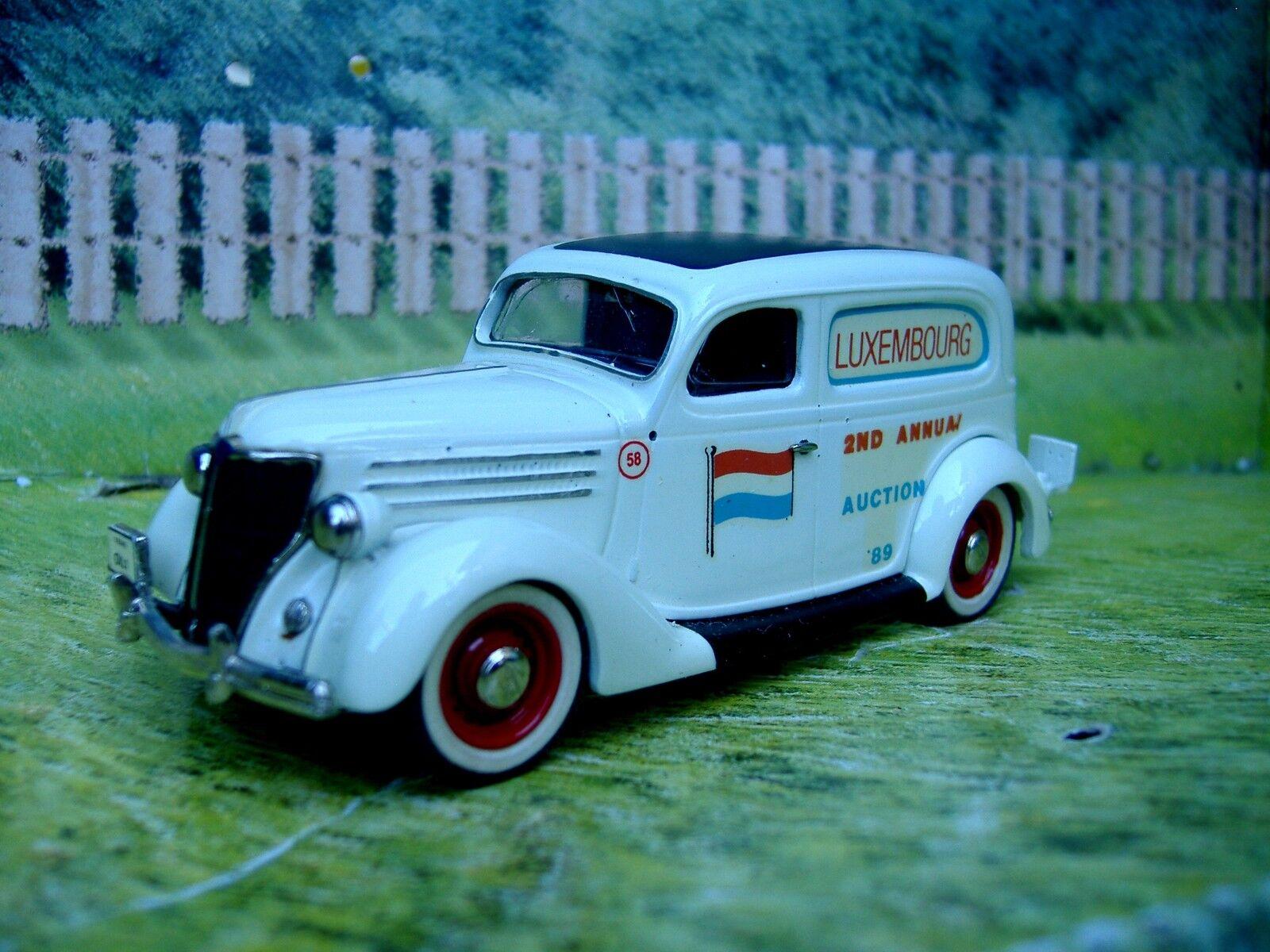 1 43 Minimarque (England) Ford  sedan delivery 1936