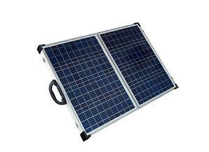 90 Watt Portable Folding Rv Solar System Ebay
