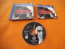 Resident Evil Nemesis Sega Dreamcast