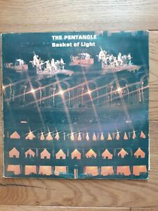 The-Pentangle-Basket-Of-Light-TRA-205-Vinyl-LP-Album-Gatefold