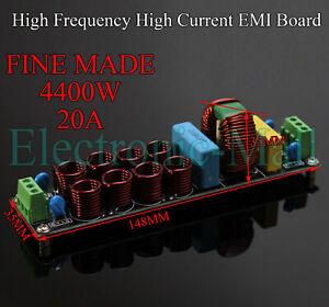 Sin-Wave-High-Frequency-4400W-20A-EMI-Power-Filter-Assembled-Board-4-Amplifier