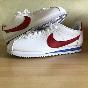 red white blue nike cortez womens