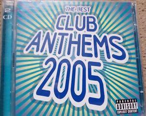 BEST CLUB ANTHEMSEVER 2005 CD X 2 - london, London, United Kingdom - BEST CLUB ANTHEMSEVER 2005 CD X 2 - london, London, United Kingdom