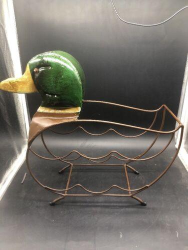 Evergreen Duck 6 Bottle Wine Bottle Holder