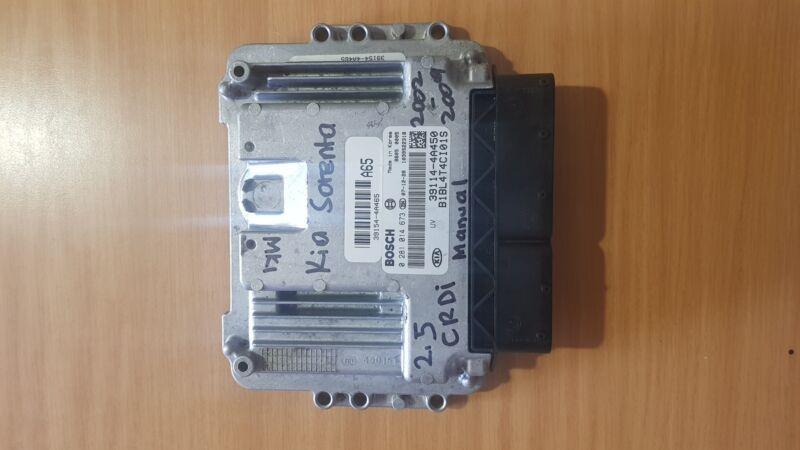 Kia Sorento 2.5 CRDI 2002-2009 Bosch Manual ECU part#39114-4A450
