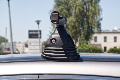 Für Mercedes B-Klasse W246 5-Tür 11-18 Alu Dachträger kompl PA6-FP