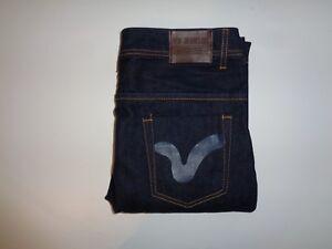 VOI-K-Bowen-indigo-jeans-Waist-30-034-x-Leg-30-034-mens-NEW