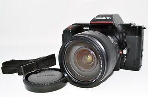 Minolta α-5000  Maxxum /Dynax AF SLR w/AF Zoom Xi 28-105mm f3.5-4.5 *F/S*