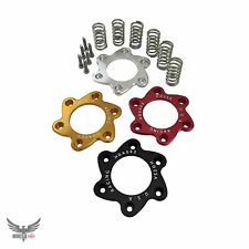 Ducati Monster Clutch Springs & Retainer  ( Black/Gold/Silver /Red Available.