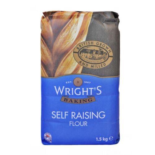 Self Raising Flour 5x1.5KG