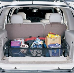 pickup truck bed suv cargo storage organizer net groceries tools sports van