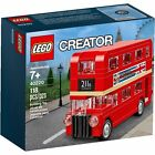 Lego 40220 Creator London Bus V29 - Factory