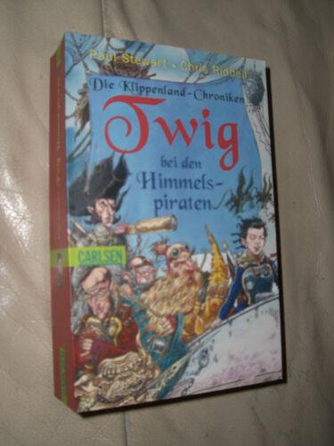 1 von 1 - Paul Stewart, Chris Riddell: Die Klippenland-Chroniken: Twig bei den Himmelspira