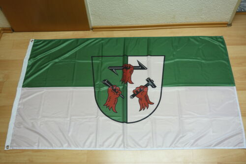 Fahne Flagge Altenau in Niedersachsen Digitaldruck 90 x 150 cm