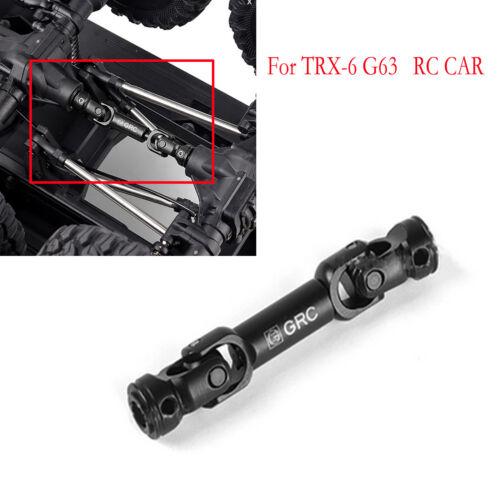 Heavy-Duty CVD Drive Shaft Metal Universal Joint for 1//10 TRX-6 G63 Model Car RC